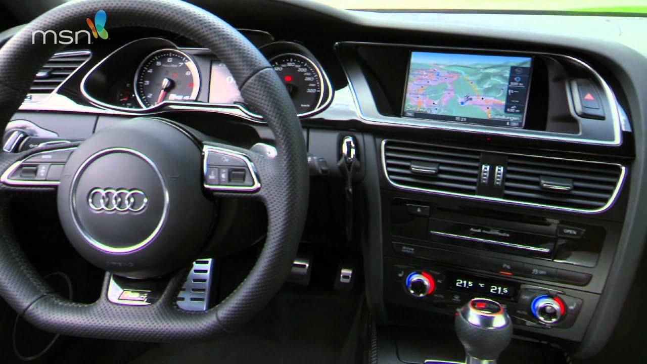 Audi a4 avant 2013 youtube