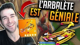 🥇 THE NEW ARBALEIS IS INCROYABLE!!! FORTNITE Valentine's Day Patch