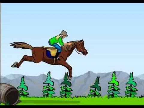 Corrida de cavalo jogos