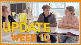 UPDATE WEEK 10 | BRUGKLAS S8