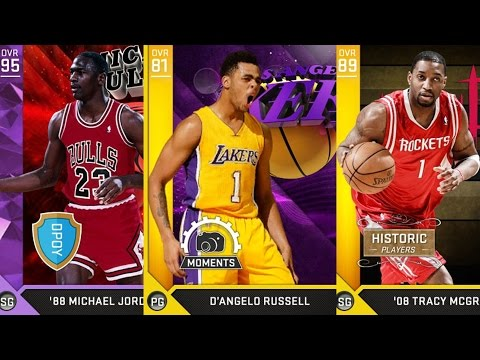 NBA 2K16 PS4 My Team - DPOY Packs Part 2!