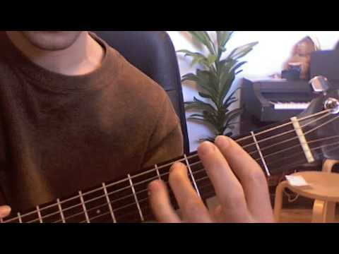 How to Play Flight of the Conchords Carol Brown on Guitar