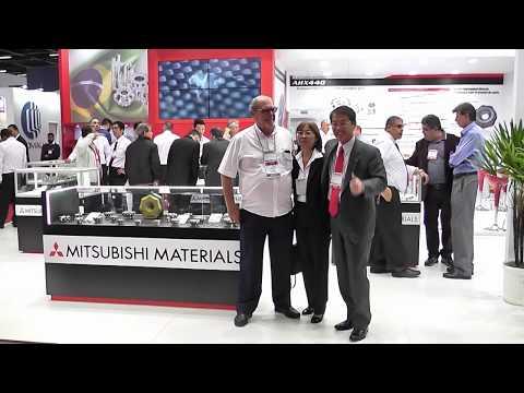 Mitsubishi Materials - Expomafe 2017
