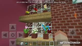 Minecraft - tour pelo meu shopping inteiro