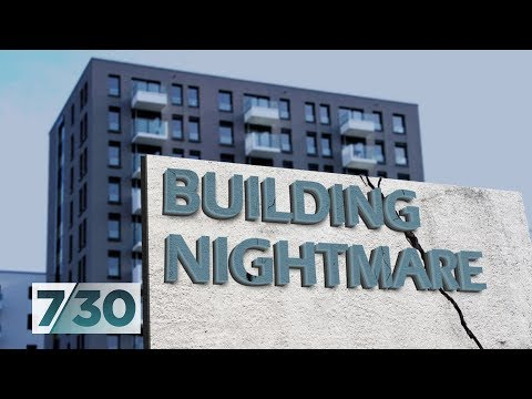 Why Do Cracks Keep Appearing In High Rise Buildings In Australia? | 7.30
