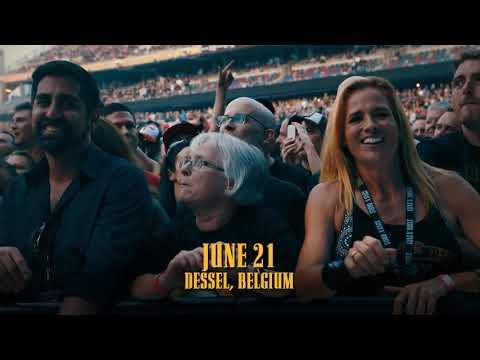 Guns N' Roses W Polsce! 09.07.2018 Stadion Śląski