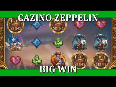 BIG WIN ON CAZINO ZEPPELIN!! (twitch.tv/shaltar)