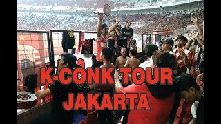 Download Video K-Conk Mania Awaydays Ke GBK || Persija Jakarta vs Madura United 2018 MP3 3GP MP4