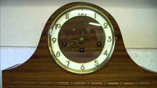 Welby Antique Mantel Clock