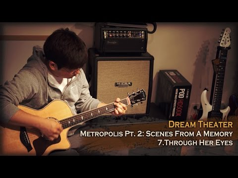 Dream Theater  Metropolis Pt. 2: Scenes From A Memory / 7. Through Her Eyes