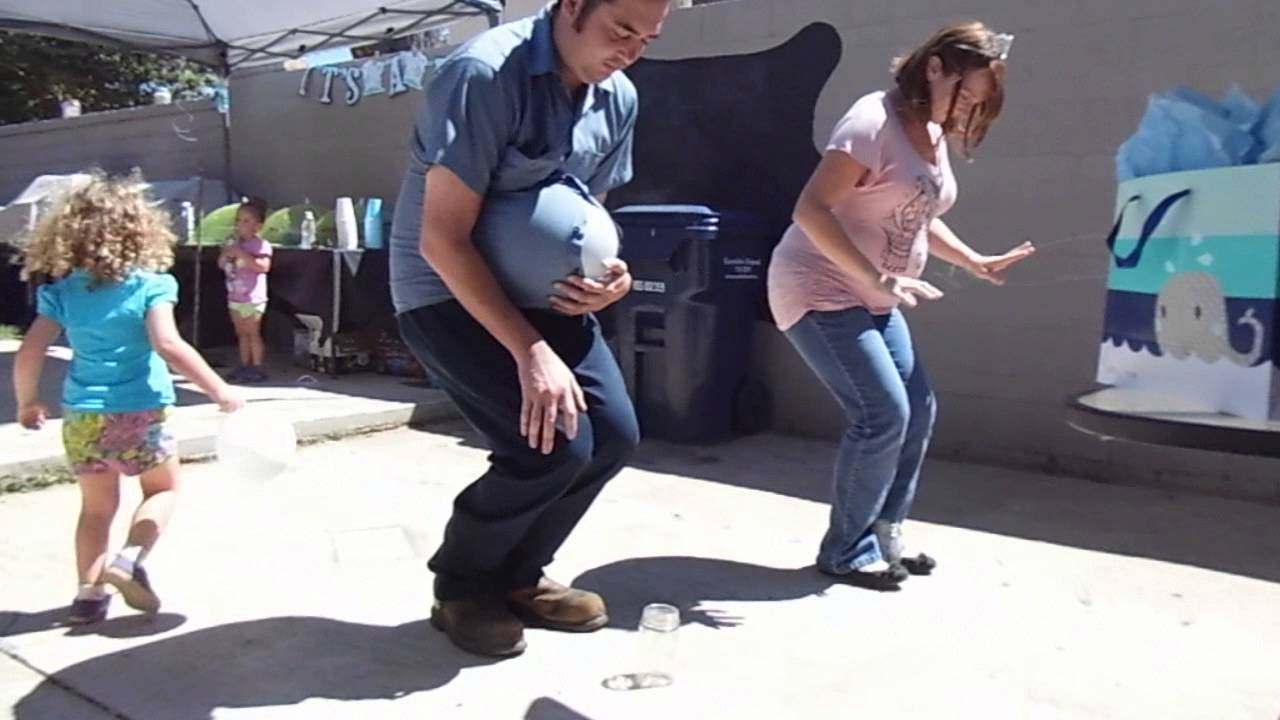 Tinkle In The Pot Baby Shower Game 9 21 14 Youtube