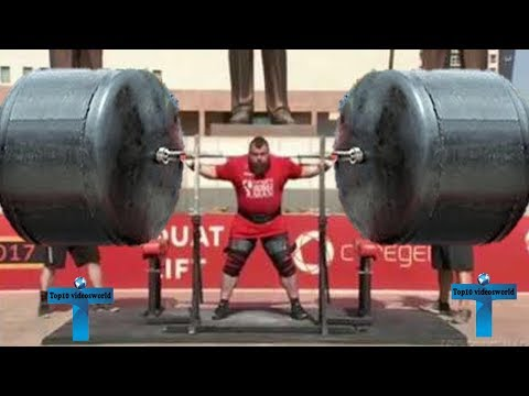 Top 10 Strongest & Heaviest Lifts People The World Has Ever Seen