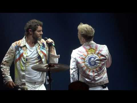 Take That – Get Ready For It - 13 May 2017 Glasgow HD
