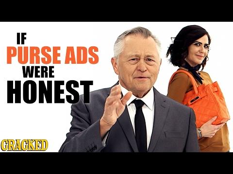 If Purse Ads Were Honest - Honest Ads