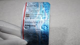 Amlong 5 mg Tablet Review | Amlodipine  Uses Benefits  Side Effects | Blood Pressure
