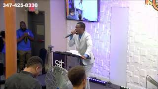 Salvation Church of God |Madi Prye Pase Lod 11/12/19| Past. Malory Laurent