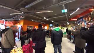Au-Rugger Wiehnacht - Ensemble - MIGROS Liestal 3/4 - Flashmob