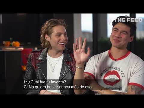 [SUB] 5 Seconds of Summer: Growing up on the road (Parte 2)