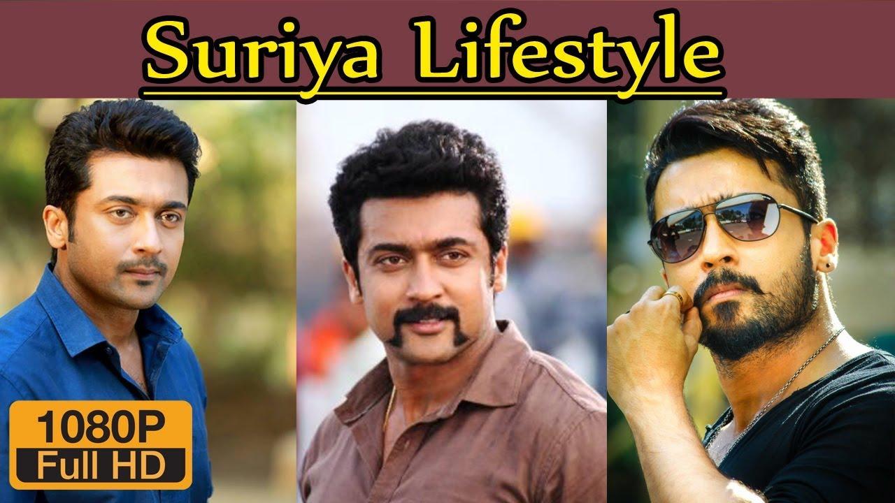 Suriya Biography   Height   Age   Wife   Family   lifestyle