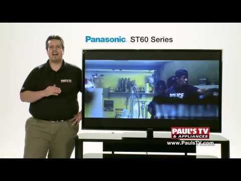 Paul's Preview Panasonic ST60 Plasma TV