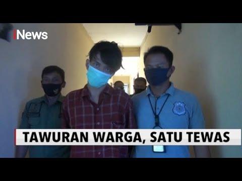 Polisi Tangkap 7 Pelaku Tawuran Yang Tewaskan Seorang Remaja Di Gambir - INews Pagi 07/07