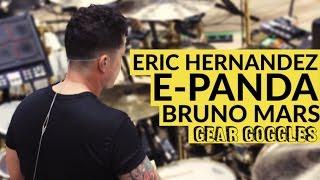 Eric E-Panda Hernandez   Bruno Mars   24k Magic World Tour   Gear Goggles