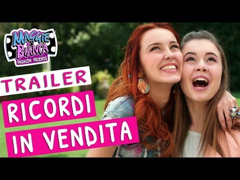 Maggie & Bianca Fashion Friends | TRAILER Ricordi in vendita [episodio speciale 1]