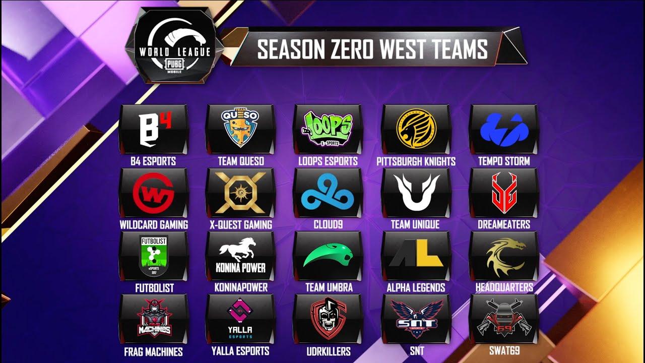 PMWL Мировая Лига Season Zero: Тизер-Трейлер