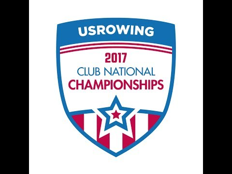 2017 USRowing Club Nationals - Sunday Finals