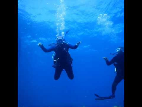 Learning to Scuba Dive - Jamaica  May 23, 2016