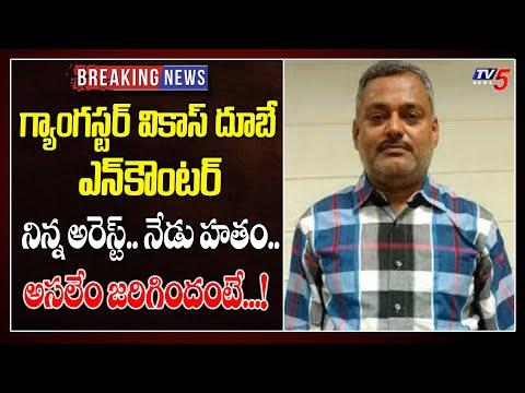 Reason Behind UP gangster Vikas Dubey Encounter   Kanpur Police vs Vikas Dubey   TV5 News