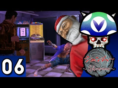 [Vinesauce] Joel - Shenmue ( Part 6 )