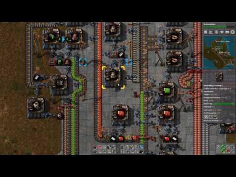 Factorio: MP4#11: Uranium Island