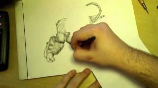 ♦ Zooc Draws - Bane