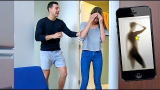 Sex Tape PRANK on my Girlfriend - Gone TOO FAR!