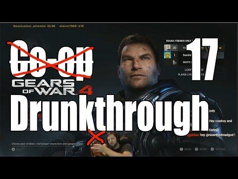 Gears of War 4 - Drunkthrough Part 17: Storm Warning