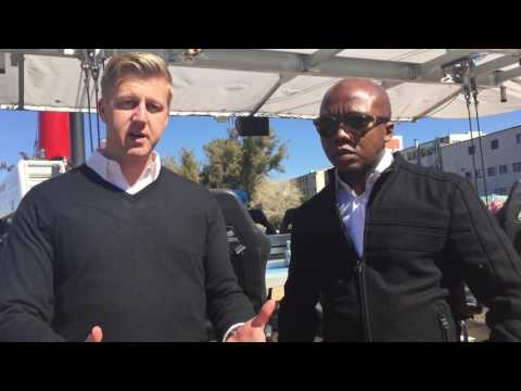 What exaclty is Touch Central? Tbo Touch and Gareth Cliff explain