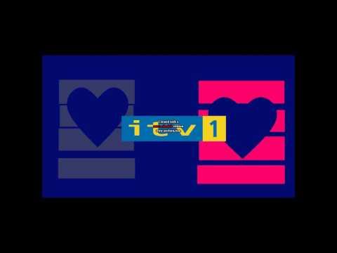 ITV1 - 2001-2002 Hearts Ident Remake - Recreation - 4;3 Version - HD