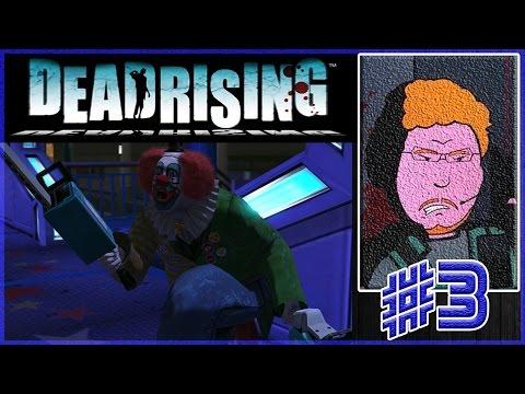 """Dead Rising HD (PC) #3 """"Psychopathic Rydas"""""""