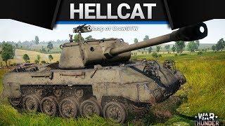 Super Hellcat МАСТЕРСКИ СЛИТЬСЯ в War Thunder