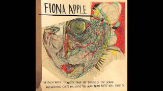 Fiona Apple - Werewolf (Studio Version)