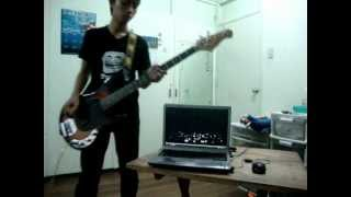 Fagsthatdontagree -Simple Plan - Perfect - Bass Cover