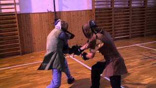 Žehart - some longsword techniques according to Lichtenauer`s tradition