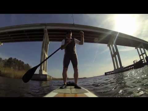 Standup Paddleboarding Virginia Beach