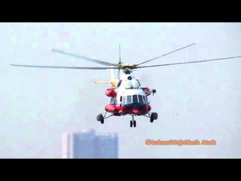 Malaysian Fire and Rescue Dept (BOMBA)  Mi-17  M994-02
