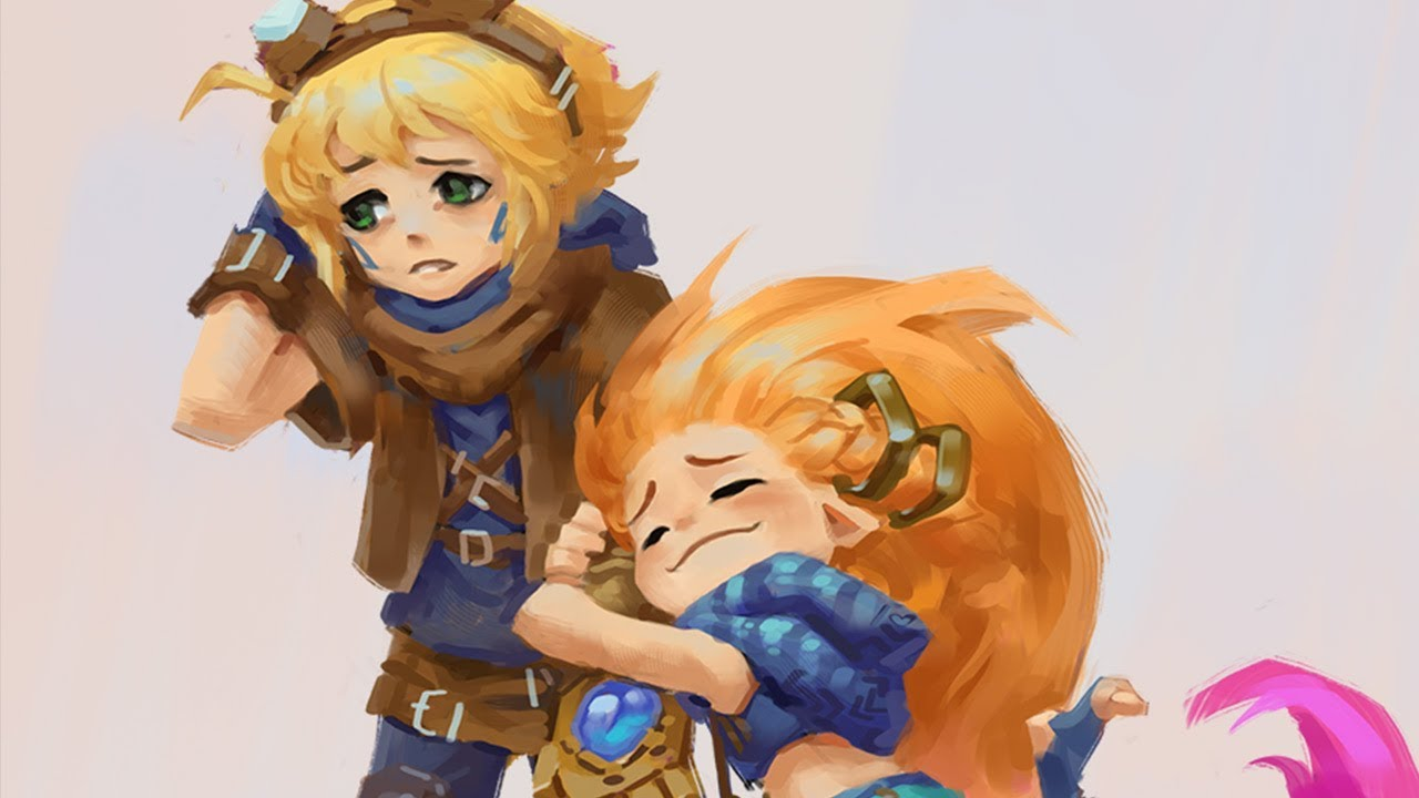 This is Why We Love Zoe feat. Trolling Ezreal - YouTube