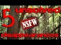 5 TERRIFYING UNSOLVED DISAPPEARANCES with clues!