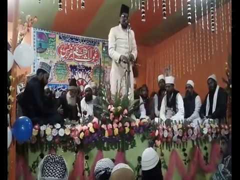 Mathiya Sharif SALANA URS 2017 HAZRAT MOSALLI SHAH   NAAT E PAAK BY AFZAL MUZAFFARPURI