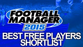 Football Manager 2015: Best Free Players Thumbnail