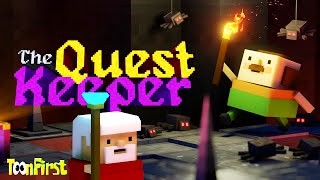 THE QUEST KEEPER - iOS GAMEPLAY TRAILER